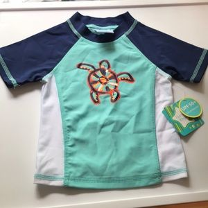Other - Short sleeve rash guard NWT